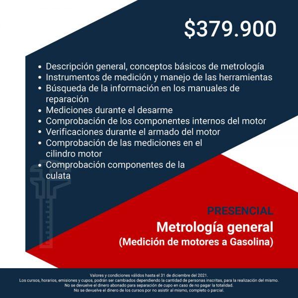 metrología general